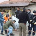 Erzurum'da feci olay! 92 yaşındaki adam bu halde bulundu
