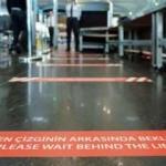 İstanbul Havalimanı'nda 'Kırmızı bant' uygulaması