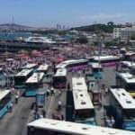 İstanbul'da toplu taşıma kullanımında yüzde 48 azalma