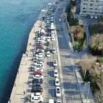 İstanbullular uyarılara kulak asmadı! Sahillere akın ettiler