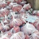 Halk pazarında koronavirüs önlemi!