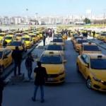 Taksicilerden açıklama: 'Ücretsiz taşıyacağız'