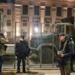 Ukrayna'da Rus Büyükelçiliği'ne saldırı