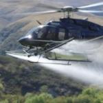 '5 helikopter dezenfektan sıkacak' iddiasına yasal işlem!