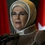 Emine Erdoğan'dan gençlere 'yaşlıları korumak için dayanışma çağrısı'