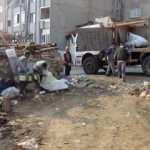 Buldan'da bir evden 15 kamyon çöp çıktı
