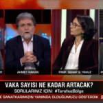 Ev yetmez odalara kapanın! Ahmet Hakan: Dün sağlık bakanı ile görüştüm...