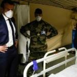 Macron açıkladı! Fransa'da koronavirüse karşı asker hamlesi