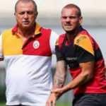 Sneijder, Galatasaray yolunda!