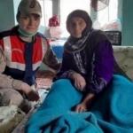Terörle mücadelenin 'kahramanları' yaşlıları yalnız bırakmıyor