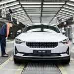 Tesla'nın rakibi Polester Çin'deki üretimine tekrar başladı!