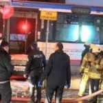 Topkapı- Mescid-i Selam Tramvayı'nda yangın