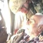 Tunceli'de kalp krizi geçiren hasta, helikopterle Elazığ'a götürüldü