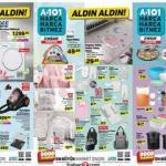 A101 3 Nisan Aktüel Kataloğu | Züccaciye, elektronik, gıda ve bebek bakım ürünlerinde..