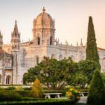 70 kilo altınla yapılan Lizbon'un Jeronimos Manastırı
