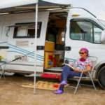Evde kal yerine Karavanda kal: Antalya'da karavanda izole yaşam