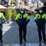 Gürcistan'da sokağa çıkma yasağına uymayanlara para cezası