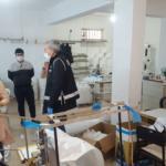 Kaçak maske ve dezenfektan üreticilerine darbe: 5 gözaltı
