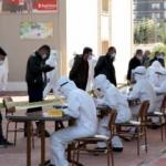 Karadağ'dan gelen işçiler Adıyaman'da karantinaya alındı