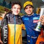 McLaren, Norris ve Sainz'ın maaşlarında kesintiye gitti