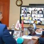 RTÜK Başkanı, 38 yayın kuruluşuyla videokonferans yaptı