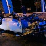 Tatvan'da trafik kazası: 4 yaralı