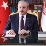 TBMM Başkanı Mustafa Şentop'tan Razaman ayı mesajı