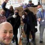 ABD'de Türk öğrencilere ücretsiz maske dağıttı