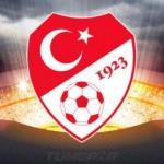 TFF'den Fenerbahçe'ye başsağlığı mesajı