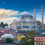 Türkiye'nin büyük şehirlerinin muazzam manzaraları
