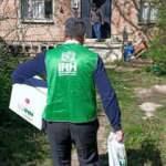 131 bin mağdura İHH'dan insani yardım