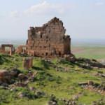 3 bin yıllık Zerzevan Kalesi'nde UNESCO telaşı