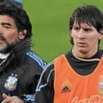 Aguirre, Maradona ile Messi'yi karşılaştırdı