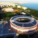 Antalya dünyadaki lig maçlarına talip
