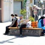 Bakırköy ve Bahçelievler'de sokaklardaki kalabalık dikkat çekti!