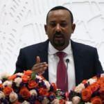 Etiyopya Başbakanından Cumhurbaşkanı Erdoğan'a teşekkür