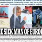 Osmanlı'dan bir asır sonra koronavirüs (COVID-19) manşeti: Avrupa'nın hasta adamı