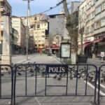 Kasımpaşa'nın en işlek caddeleri ve Kızılay Meydanı 14 gün kapatıldı