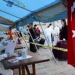 KKTC'den getirilen 175 Türk vatandaşı yurda yerleştirildi