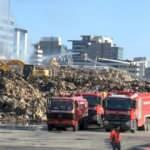 Küçükçekmece'deki yangın 26 saat sonra tamamen söndürüldü