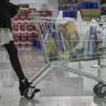 Perakende satış hacmi yıllık yüzde 10,6 arttı.