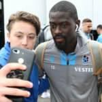 Trabzonspor'da Badou Ndiaye müjdesi