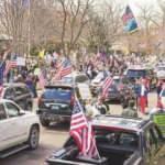 Trump'tan 'isyana' destek: ABD sokaklarında karantina karşıtı eylemler hızla yayılıyor