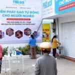Vietnam'da yoksullara pirinç ATM'si