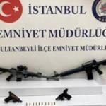 23 Nisan kutlamaları sırasında havaya ateş açan 5 kişi yakalandı