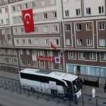 Azerbaycan'daki 184 Türk Zonguldak'a getirildi