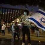 İsraillliler yine sokaklarda