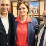 CHP'den Fahrettin Altun'un hanesine çirkin taciz! Başkan kaçarken yakalandı