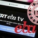 EBA TV ders tekrar saatleri: EBA TV ders tekrarları ne zaman başlıyor?