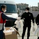 İstanbul'da 65 yaş üstü 1 milyon 160 bin kişiye maske ve kolonya dağıtıldı
